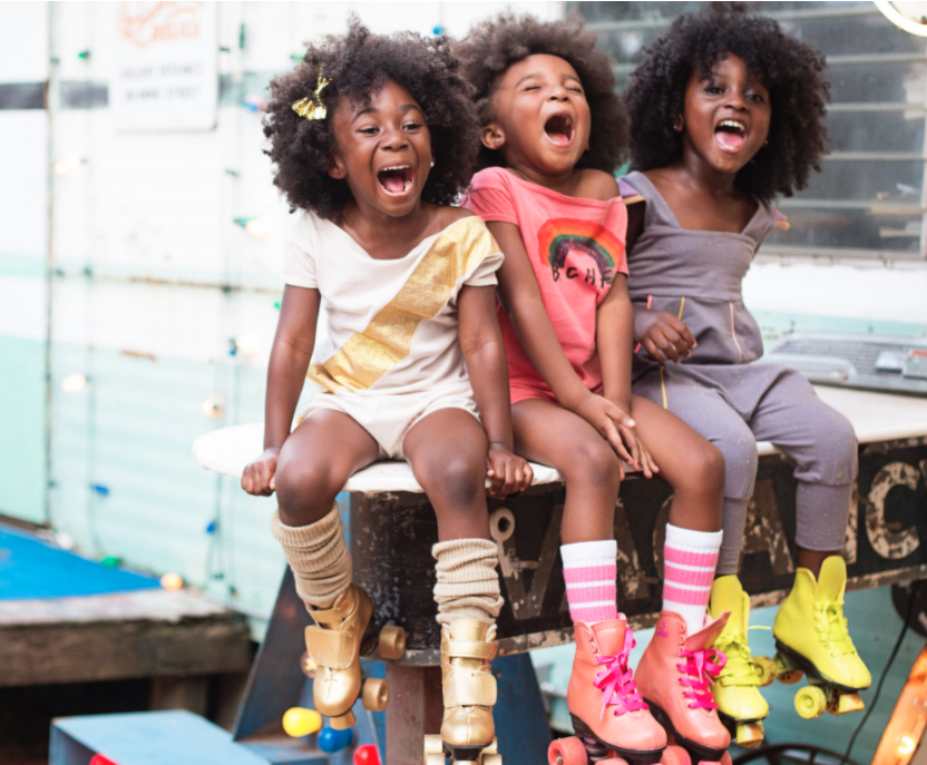 Teach our girls to love themselves despite what society dictates