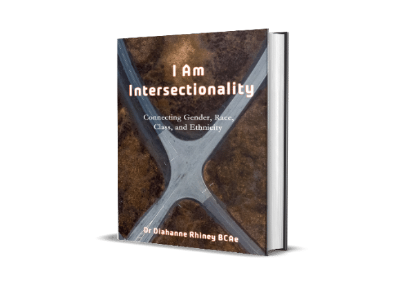'I AM INTERSECTIONALITY' – BOOK LAUNCH by Dr. Diahanne Rhiney BCAe